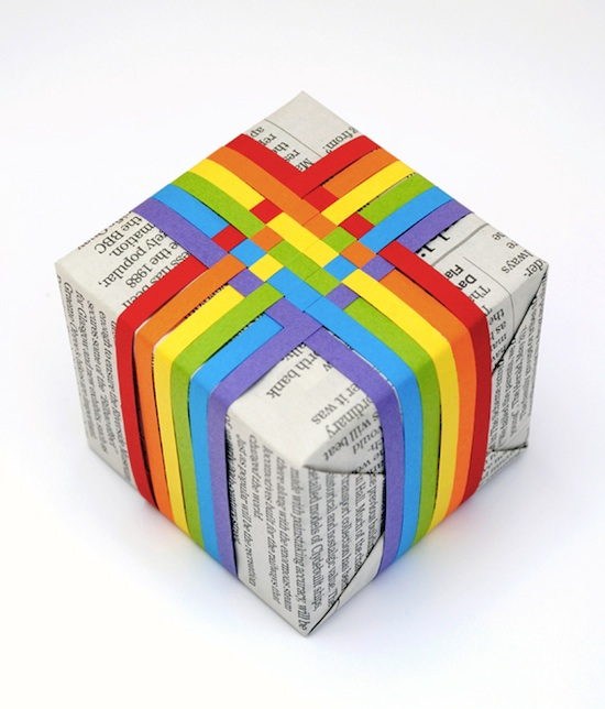 woven-paper-gift-topper