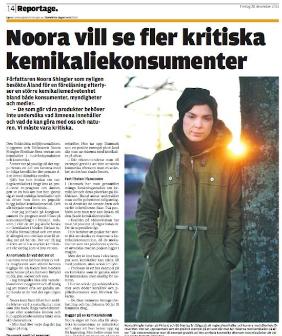 kc-ålandstidningen