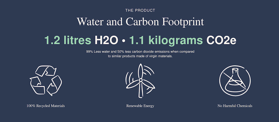 Pure Waste, t-paita, vaateteollisuus, ekologisuus, hiilijalanjälki, vesijalanjälki, kierrätys, vastuullisuus